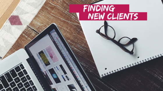 Three Ways To Find New Clients