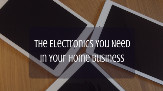 All the Electronics Your Home Office Needs