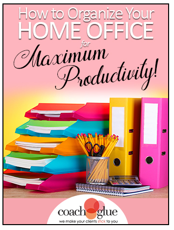 Organizing Your Office For Productitivy
